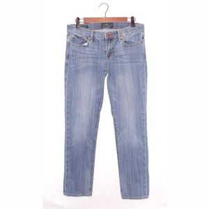 Lucky Brand Jeans SZ 6x28 Straight Classic Fit